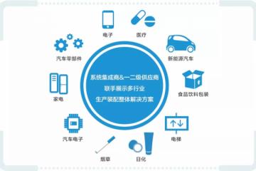 AHTE 2020『装配集成馆』全新启动内部,或将为多行业赋能